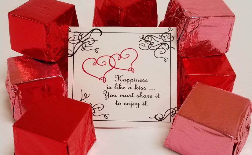 cubed truffle, cubze, chocolate, valentines day, gift